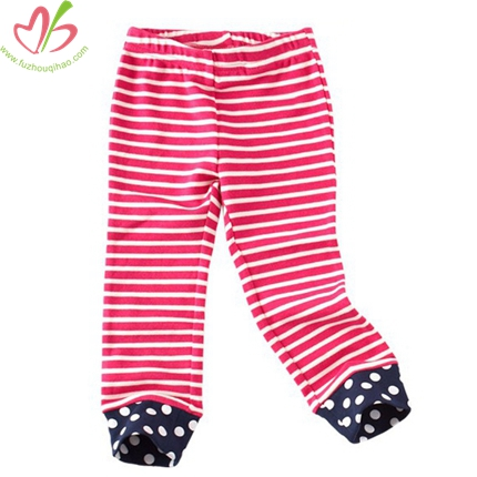 Stripe Children Legging Pant