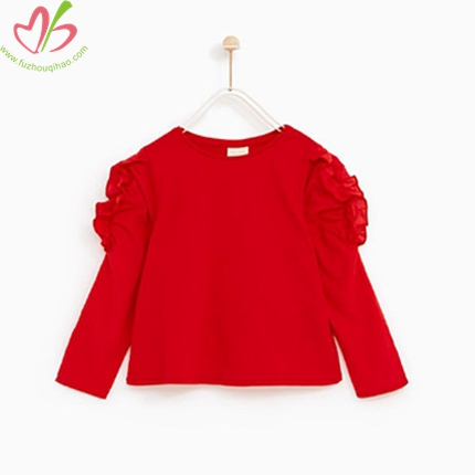 Bubble Sleeves Children T-shirt