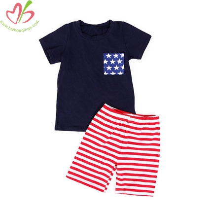 Little Boy's Short Sets